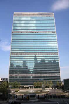 Palazzo a vetri dell'ONU