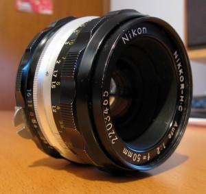 Nikkor H-C 50mm